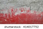 old red and white wall texture | Shutterstock . vector #414017752