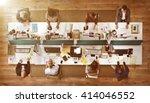business corporation... | Shutterstock . vector #414046552