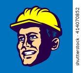 construction worker engineer...   Shutterstock .eps vector #414070852
