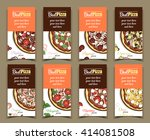 set of vertical banners with...   Shutterstock .eps vector #414081508