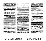 vector large set of different...