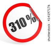Discount 310 Percent Off. 3d...