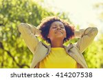 people  race  ethnicity and...   Shutterstock . vector #414207538