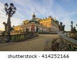 park sanssouci  potsdam  germany | Shutterstock . vector #414252166