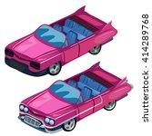 service replacement headlights... | Shutterstock .eps vector #414289768