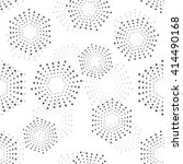 abstract geometric pattern with ... | Shutterstock .eps vector #414490168