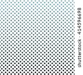 vector dot seamless pattern....   Shutterstock .eps vector #414596698