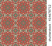 seamless pattern. colorful... | Shutterstock . vector #414678712