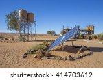 Tiras Mountains  Namibia  ...