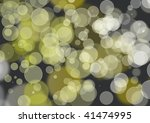 Defocus Light - stock photo