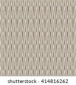 floor carpet texture. zigzag...   Shutterstock .eps vector #414816262