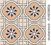 Ceramic Tile Pattern 317 Curve...