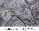 Granite Rock Face Closeup
