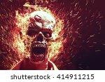 Zombie Burning