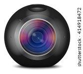 new generation of camera three...   Shutterstock .eps vector #414918472