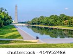 Washington Monument And...