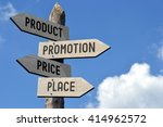 product  promotion  price ... | Shutterstock . vector #414962572