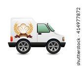 vehicle icon design  | Shutterstock .eps vector #414977872