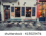 january 3rd  2016. antwerp ... | Shutterstock . vector #415025476
