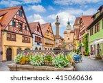 beautiful classic postcard view ...   Shutterstock . vector #415060636