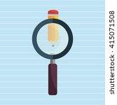graphic design concept   Shutterstock .eps vector #415071508