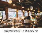 blurred background of... | Shutterstock . vector #415122772
