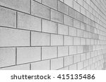 wall light brick walls of the... | Shutterstock . vector #415135486