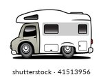 camper | Shutterstock .eps vector #41513956