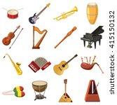 music icons set. music icons....