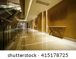 luxury lobby interior.with... | Shutterstock . vector #415178725