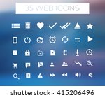 web icons pack. internet...