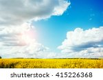 magnificent views of the... | Shutterstock . vector #415226368