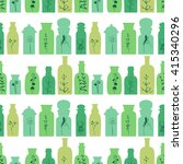 seamless pattern with small... | Shutterstock .eps vector #415340296