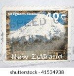 new zealand   circa 2007  a... | Shutterstock . vector #41534938
