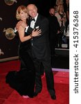 Small photo of BOREHAMWOOD - SEP 1, 2015: Darcey Bussell and Len Goodman attend the Strictly Come Dancing - red carpet launch at BBC on Sep 1, 2015 in Borehamwood