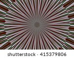 abstract design in various... | Shutterstock . vector #415379806