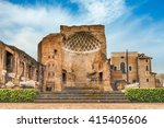 Ruins At The Temple Of Venus I...