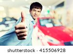 thumbs up. | Shutterstock . vector #415506928