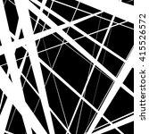 abstract  irregular lines... | Shutterstock .eps vector #415526572