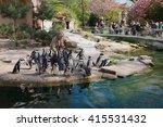antwerp  belgium   may 1  2016  ... | Shutterstock . vector #415531432