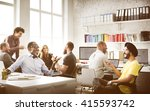 business corporation... | Shutterstock . vector #415593742