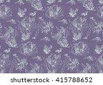 seamless pattern  vector...   Shutterstock .eps vector #415788652