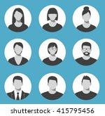 Avatar Profile Icon Set...