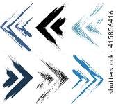 vector geometric seamless...   Shutterstock .eps vector #415856416