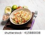 Pasta With Tuna Avocado And...