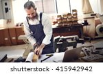 handyman occupation... | Shutterstock . vector #415942942