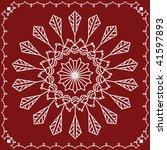folk  tribal designs  motif ... | Shutterstock .eps vector #41597893