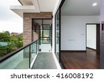 home interior design | Shutterstock . vector #416008192