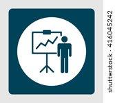 vector illustration of... | Shutterstock .eps vector #416045242