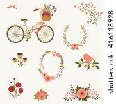 Royalty-Free (RF) Bike Border Clipart, Illustrations, Vector Graphics #1